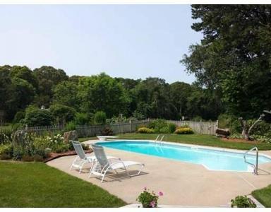 Barnstable Private Pool - Barnstable, MA - Cape Cod