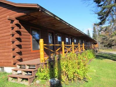 Buck Rub Lodge #1 In Pittsburg NH - Pittsburg, NH - Great North Woods
