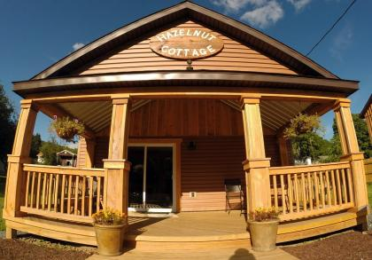 Hazelnut Cottage Vacation Rental Benezette, PA In The Pennsylvania Wilds