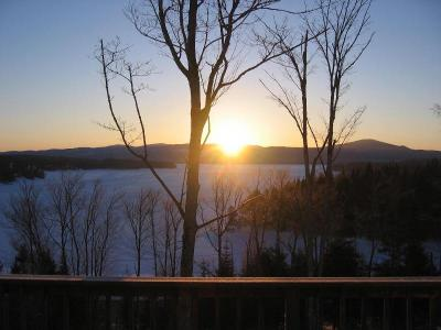 Loon Cove- First Connecticut Lake & Mountain Views - Pittsburg, NH - Great North Woods