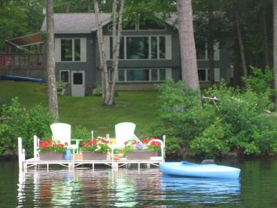 DUCK INN - WAYNE, MAINE | ON DEXTER POND | KAYAKING, FISHING, SWIMMING, BIRDING - Wayne, ME - Kenneb