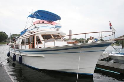 Waterfront Houseboat - Albin 45' In Downtown Providence, RI - Providence, RI - Providence & Vicinity