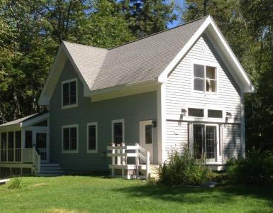 Moosehead Lakefront (Mount Kineo) Cottage Rental - Rockwood, ME - Kennebec & Moose River Valley ME V