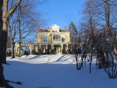 Nestled In The Berkshire Hills, The Manor Ensures A Joyous Experience! - Adams, MA - Berkshires MA V