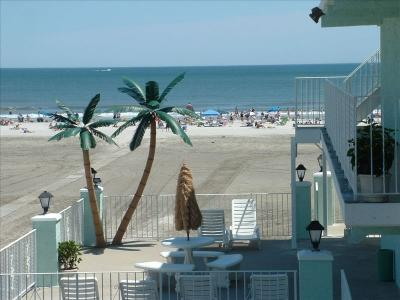 On Beach Wildwood Crest Magnificent view/great Amenities - Wildwood Crest, NJ - Southern Shore Regio