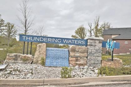 Thundering Waters Luxury Retreat - Niagara Falls, NY - Niagara Falls NY Vacation Rental